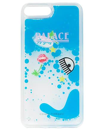 Chiara Ferragni Capa para iPhone 8 Plus - Azul
