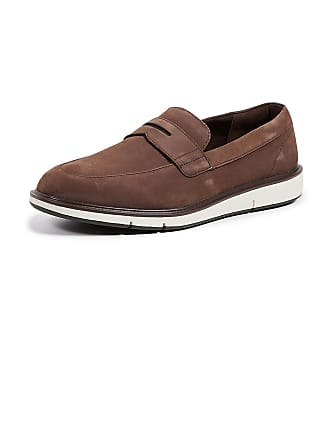 5ab9c016c8f Swims Swims Motion Penny Loafers - Brown Olive