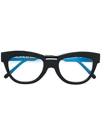 Kuboraum cat eye glasses - Preto