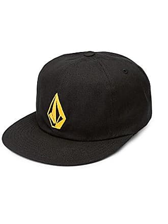 Volcom Mens Stone Battery Size Panel Adjustable Hat, Golden Haze, O/S