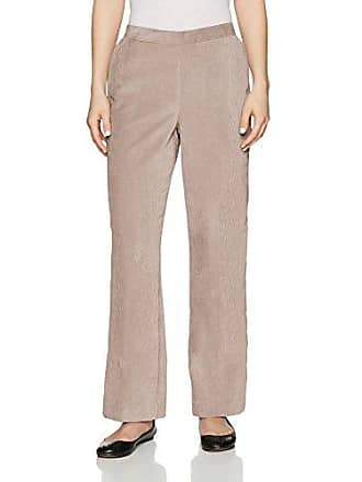 48ed43307b3ae7 Alfred Dunner Womens Corduroy Short Pant Clean Front Back Elastic Side  Pockets
