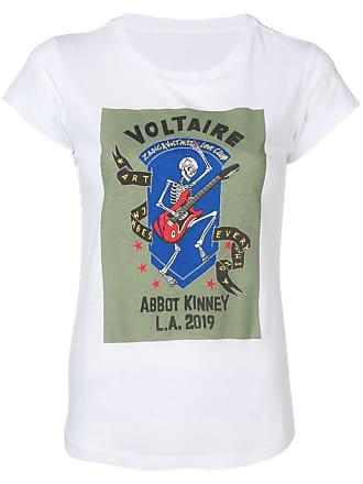 Zadig & Voltaire logo print T-shirt - White