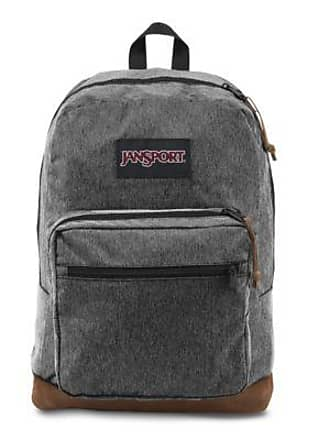 c829845e75 Jansport Right PACK Digital Edition Laptop Backpack - Black White  Herringbone