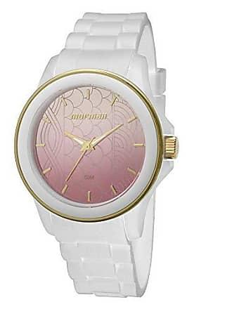 Mormaii Relógio MORMAII análogo mo2035bo/8b branco