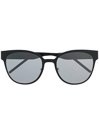 Saint Laurent Eyewear Monogramme SL M43 sunglasses - Preto
