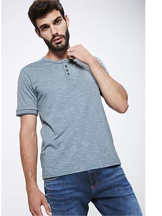Damyller Camiseta Masculina Mangas com Retilínea Tam: PP/Cor: VERDE/OFF-WHITE