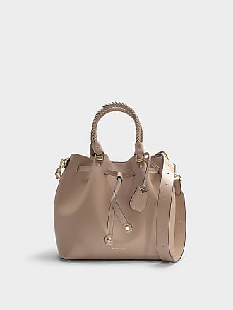 399cc4ba7 Michael Michael Kors Blakely Medium Bucket Bag in Truffle Calfskin