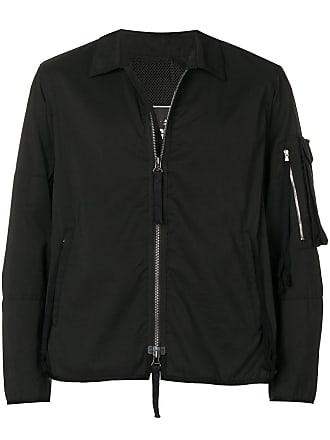 Ziggy Chen zipped jacket - Black