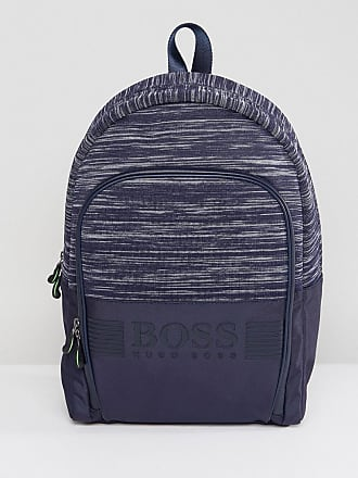BOSS Buckle ryggsäck i marinblått - 410 4ae965639a547
