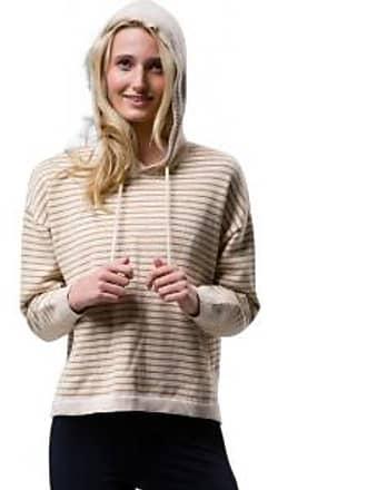 Onzie Womens Striped Hoodie