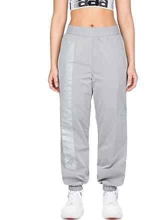 T Alexander Wang Washed Nylon Pants - Sliver