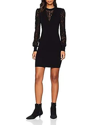 bfb3fa202b8f Morgan 182-RMLUCY.N, Robe Femme, (Noir 100), Medium