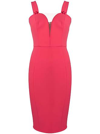 Elisabetta Franchi bodycon dress - Pink