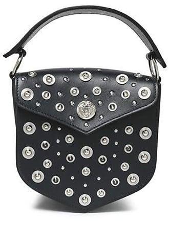 1b674abdd38b Versus Versus Versace Woman Studded Leather Shoulder Bag Black Size