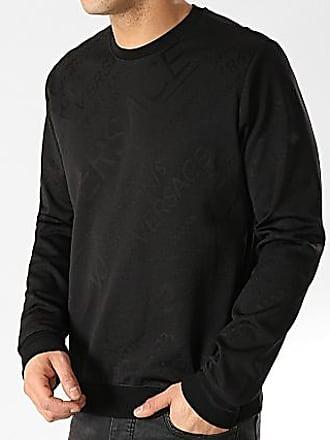 Versace Jeans Couture Sweat Crewneck TUP300 B7GTA7F2-13910 Noir 6d01fb47cd0