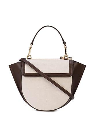 Wandler mini Hortensia shoulder bag - Marrom