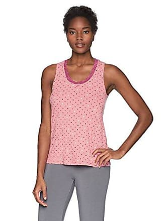 Maidenform Womens Rococo Affairs Lace Trim Tank, Swiss Multi dot Extra Large