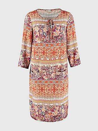 4aa1299ffa4 Deerberg Damen Druck-Kleid Lissi bunt - auch in Übergrößen