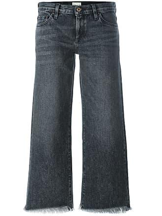 Simon Miller fray hem jeans - Grey