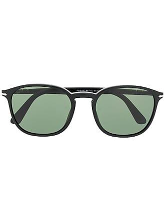 Persol square shaped sunglasses - Preto