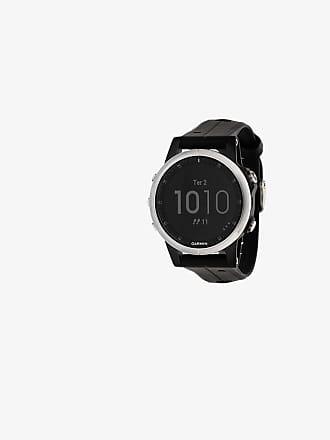 Garmin black Fenix 5S GPS smart watch