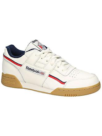 dc01303fd32 Livraison  gratuite. Reebok Workout Plus MU Sneakers pp   classic white    collegia