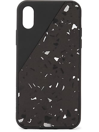 Native Union Clic Terrazzo Rubber Iphone X And Xs Case - Black