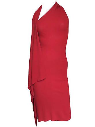 Dkny 1990s Donna Karan D Halter Dress