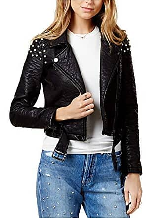Joe's Womens Taylor Jacket, Black, M