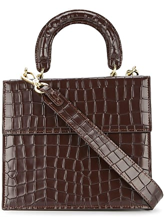 0711 Bea tote bag - Brown