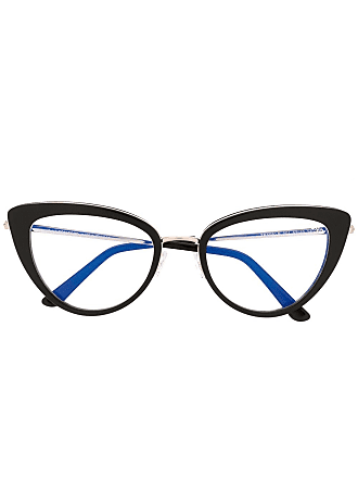 Tom Ford Eyewear cat-eye glasses - Black