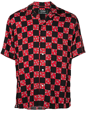 Opening Ceremony Gitman Brothers X Opening Ceremony patchwork shirt - Preto