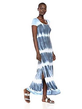 Karen Kane Womens TIE-DYE Maxi Dress, Extra Large