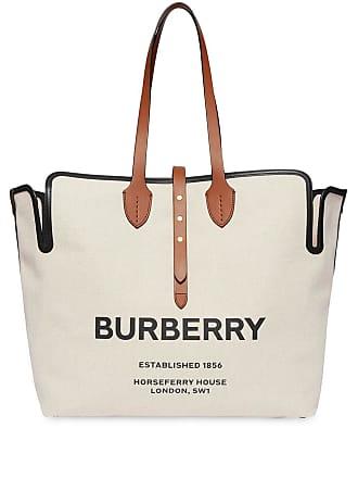 Burberry Pochete grande - Branco