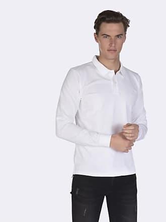 Giorgio Di Mare Mens Polo Shirt Long Sleeve