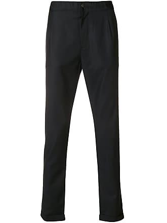 Paul Smith Calça com cintura elástica - Azul