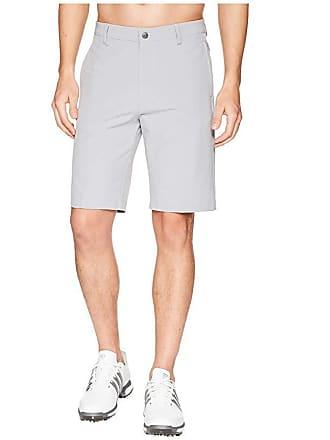 9090a9fce adidas Golf Ultimate 365 3-Stripes Shorts (Mid Grey) Mens Shorts