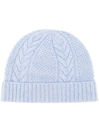N.Peal cable knit beanie - Azul