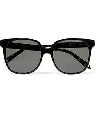Victoria Beckham Victoria Beckham Woman D-frame Acetate Sunglasses Black Size