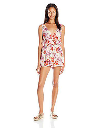 76b5988196b5 Minkpink Womens Holiday Fling Playsuit Romper Cover up