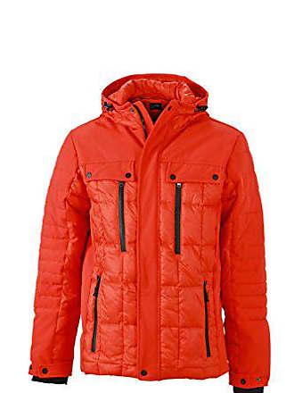 9a91c05b97be James   Nicholson Herren Jacke Jacke Wintersport Jacket rot  (Grenadine Black) Medium
