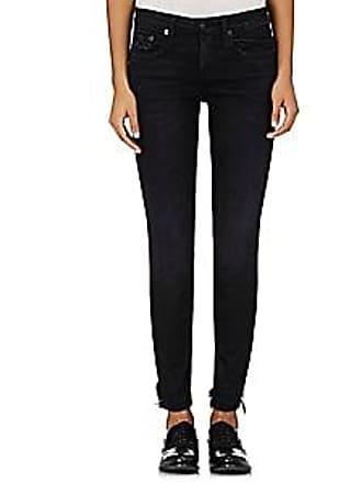 R13 Womens Alison Skinny Jeans - Black Size 26