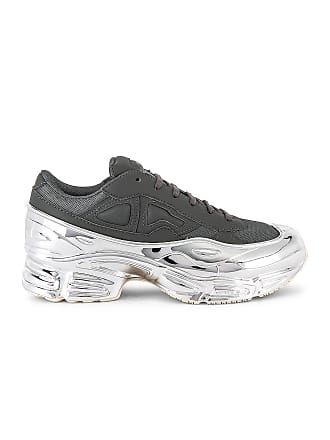 adidas by Raf Simons Ozweego Sneaker in Charcoal