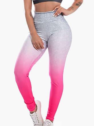 Kaisan Calça Legging Kaisan Sublimada Pink Fade
