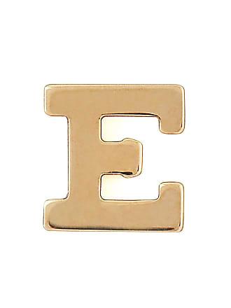 Zoë Chicco 14k Gold Single Initial Earring