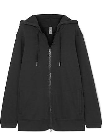 adidas by Stella McCartney Essentials French Cotton-blend Terry Hoodie - Black