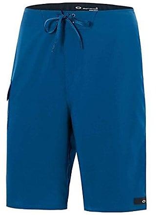 Oakley Mens Kana 21 Shorts, Poseidon, 38