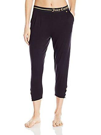 8b877e9c0620 Juicy Couture Black Label Womens Lurex Logo Easy Fit Slim Pant