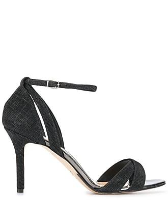 The Seller crossover strap sandals - Preto