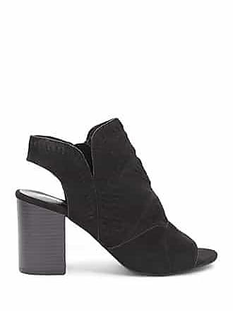 Forever 21 Forever 21 Open-Toe Cutout Booties Black